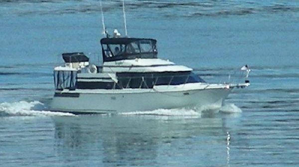 1989 Tollycraft 39 Sport Yacht