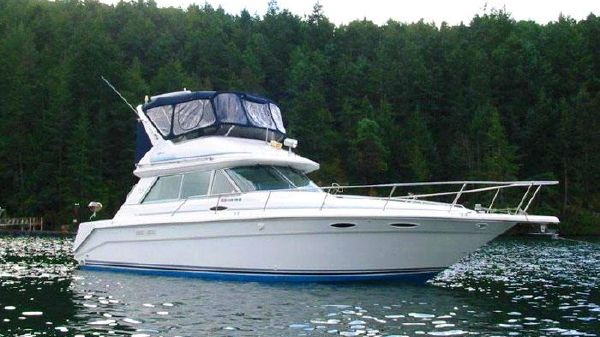 1991 Sea Ray 370 Sport Bridge